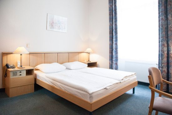 City Hotel Ring: Double room