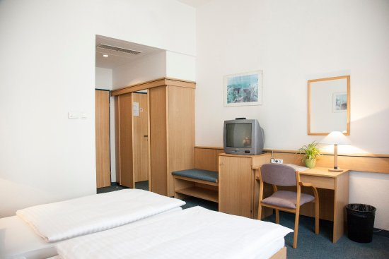 City Hotel Ring: Standard double room