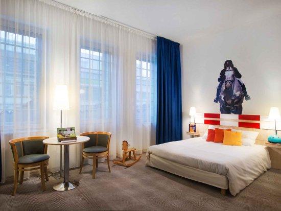 โรงแรมโนโวเทล บูดาเปสต์ เซ็นทรัม