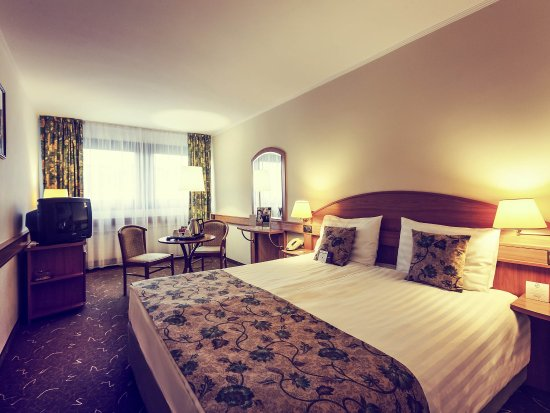Mercure Budapest Buda: Guest Room