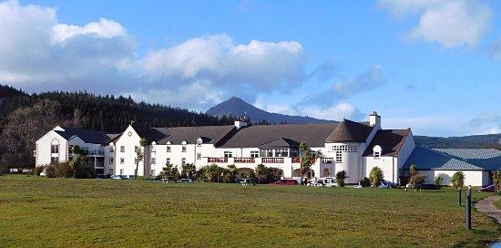 Auchrannie Leisure Centre: Auchrannie resort