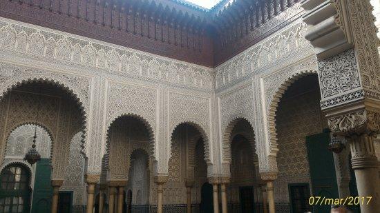 Casablanca, Morocco: palazzo del governatore