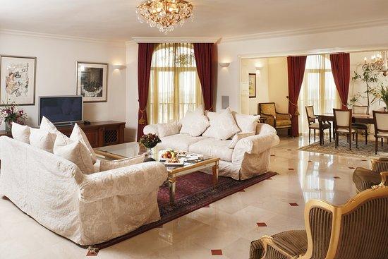 Crowne Plaza Hotel Jerusalem: Presidential Suite