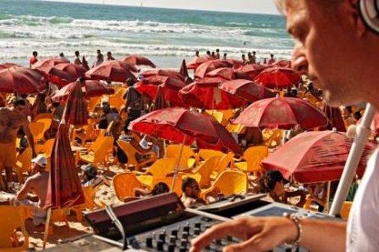 InterContinental David Tel Aviv: Beach
