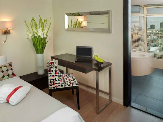 Mercure Tel-Aviv City Center: Guest Room