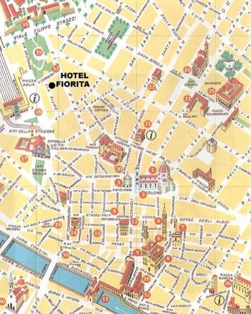 Hotel Fiorita - UPDATED 2017 Prices & Reviews (Florence ...