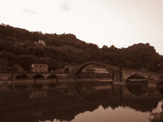 Borgo a Mozzano, Italy: Ponte della Maddalena