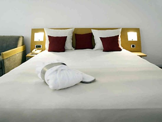 Novotel Luxembourg Kirchberg: Guest Room