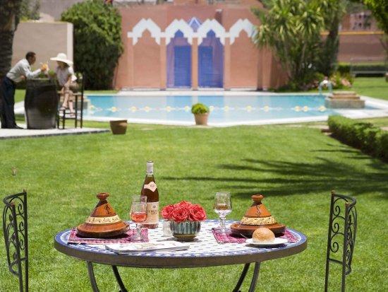 Ibis Marrakech Centre Gare : Restaurant