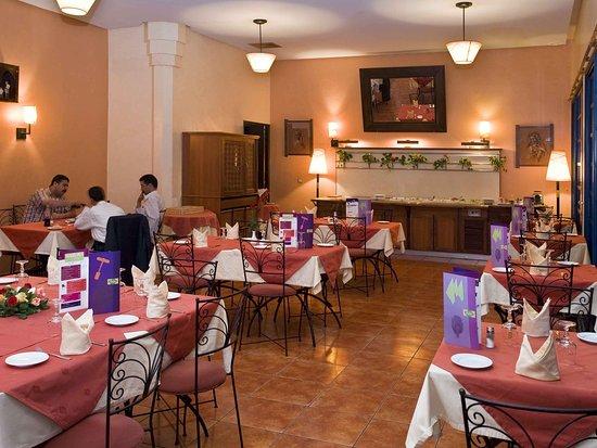 Ibis Oujda: Restaurant
