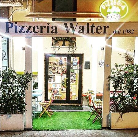 Pizzeria Da Walter: Pizzeria Walter dal 1982