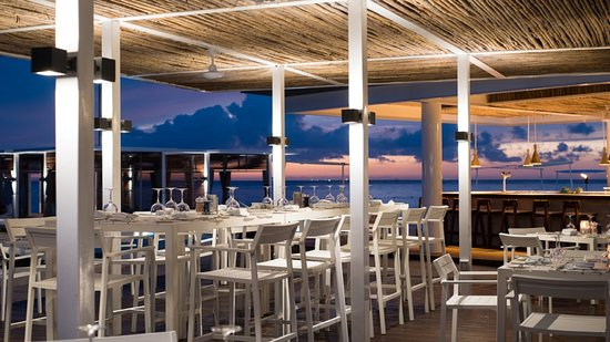 Presidente Inter-Continental Cozumel Resort & Spa: Restaurant