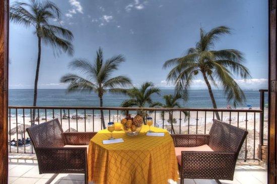 Vallarta Shores: Guestroom balcony