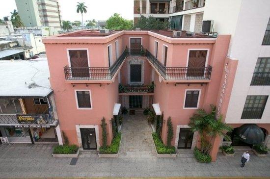 Hotel Casa del Balam : Exterior