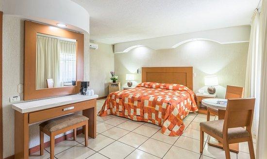Malibu Hotel: Junior Suite King