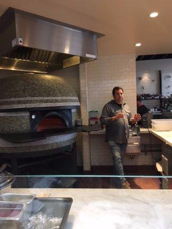 Berkeley, Califórnia: Pizzatime!