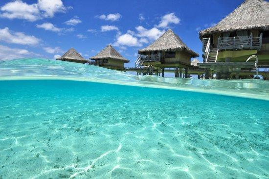 InterContinental Bora Bora Le Moana Resort: Junior Suite
