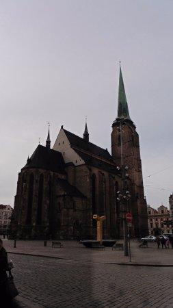 Pilsen, Tschechien: catedral