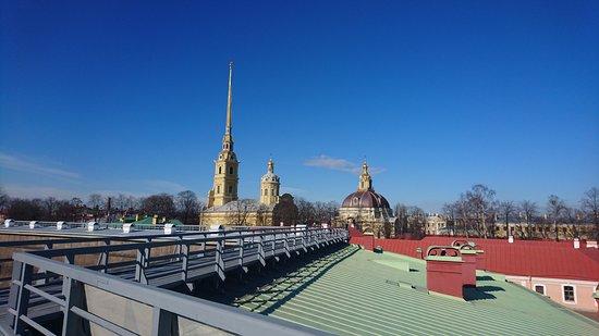Peter-und-Paul-Festung (Petropawlowskaja Krepost): Петропавловская крепость