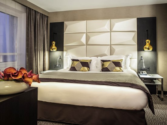 Sofitel Warsaw Victoria: Guest Room