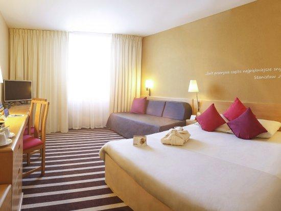 Hotel Novotel Szczecin Centrum