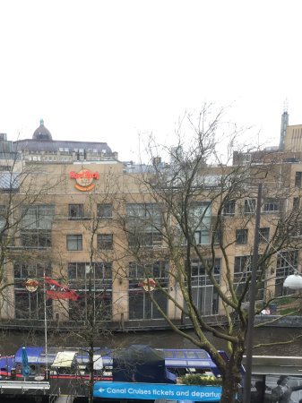 Park Hotel Amsterdam: View from room 360