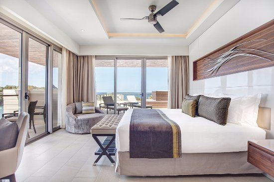 Cap Estate, Saint Lucia: Luxury Presidential One Bedroom Suite