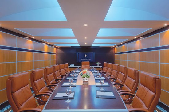 InterContinental Dar Al Tawhid: Business Center