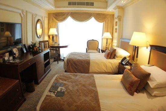 InterContinental Dar Al Tawhid : Twim Club Room