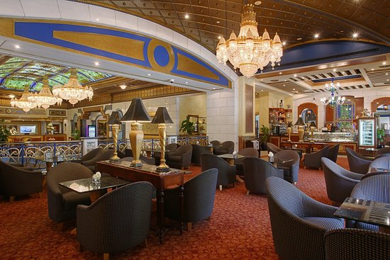 InterContinental Dar Al Tawhid: Zam Zam Cafe