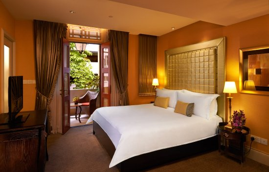 The Scarlet Singapore: Executive Room With Balcony