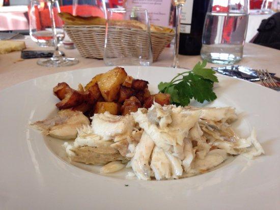 Noventa Padovana, إيطاليا: Rombo al forno