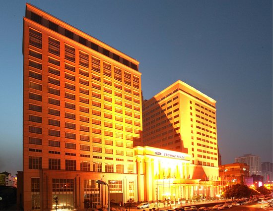 Crowne Plaza City Center Ningbo