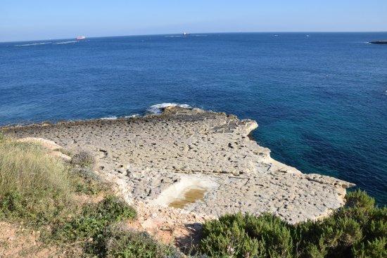 Marsaxlokk, Malta: St. Peter's pool