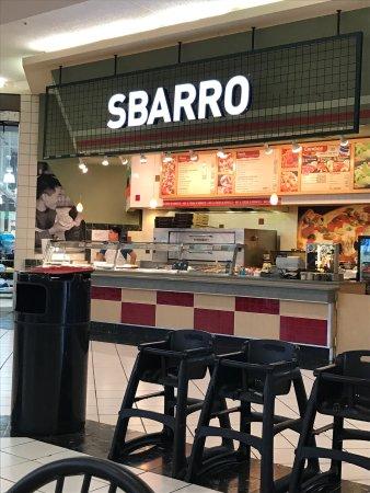 sbarro morgantown 9401 mall rd restaurant reviews phone number photos tripadvisor. Black Bedroom Furniture Sets. Home Design Ideas