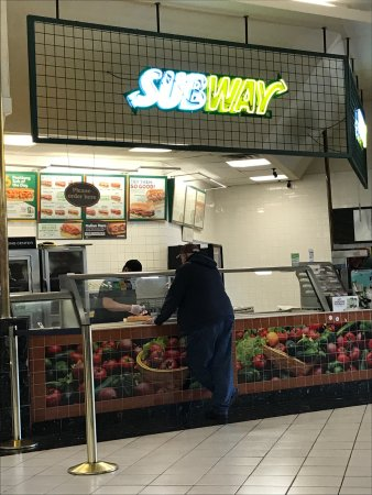 Fairmont, WV: Subway