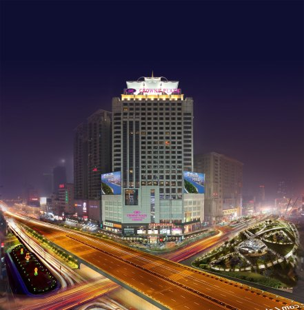 Crowne Plaza Changsha City Centre