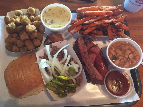 Coppell, TX: Hard Eight BBQ
