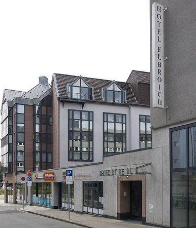 Hotel Elbroich Garni : Streetview