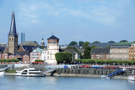 Neuss, Germany: Old Town, Düsseldorf Marketing & Tourismus, photographer U. Otte