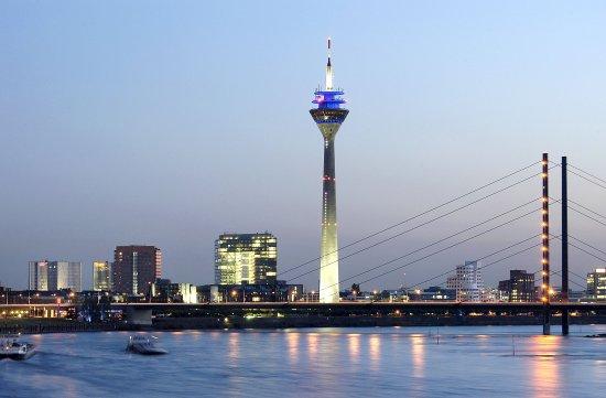 Neuss, Germany: Rhine Tower Düsseldorf Marketing & Tourismus, photographer U. Otte