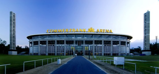 Mörfelden-Walldorf, Deutschland: Commerzbank Arena (football stadium)