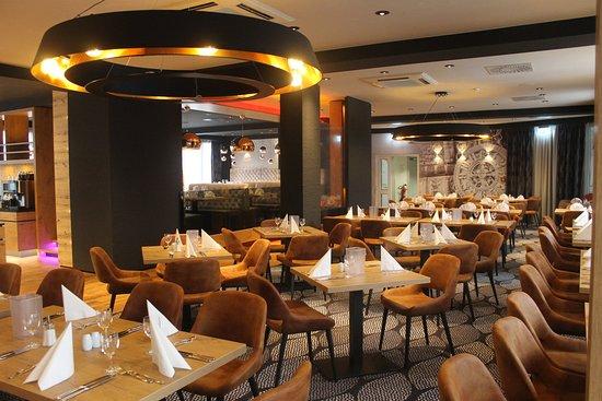 Unterhaching, Tyskland: Restaurant