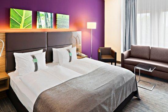 Kötschlitz, Deutschland: Double Bed Comfort Room with Sofabed