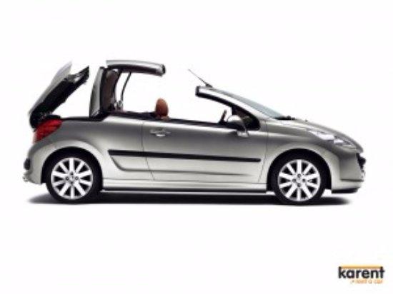 Parikia, Greece: Rent a Cabrio Paros