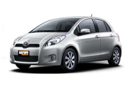 Parikia, Greece: Rent a Toyota Paros