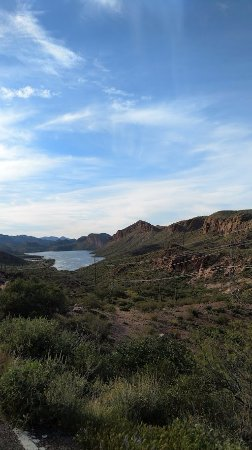Apache Junction, AZ: Along the trail