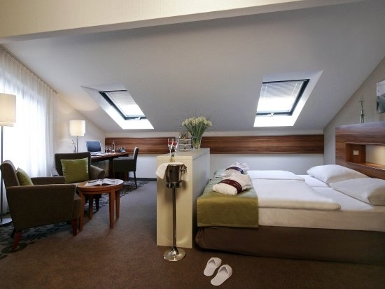 Mercure Hotel Krefeld: Guest Room