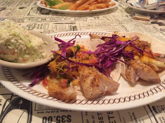Gastonia, Северная Каролина: Fish tacos were great!