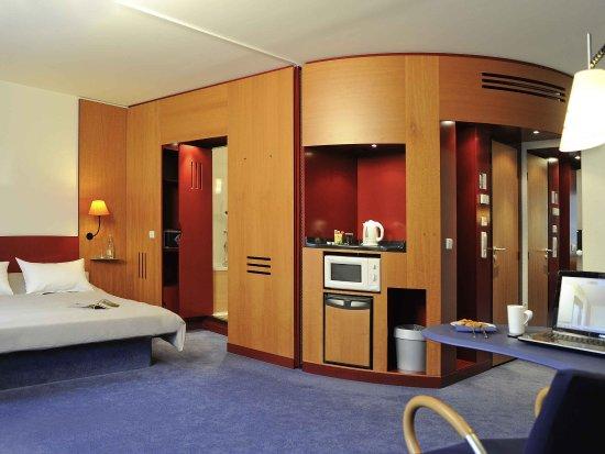Novotel Suites Munich Parkstadt Schwabing